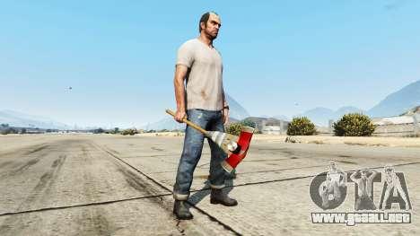 GTA 5 Defiler segunda captura de pantalla