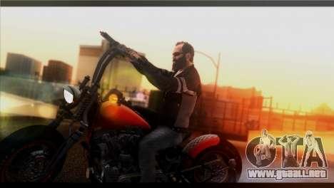 Saturation ENBSeries para GTA San Andreas sucesivamente de pantalla