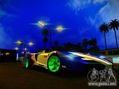 T.0 Graphics for Low PC para GTA San Andreas segunda pantalla