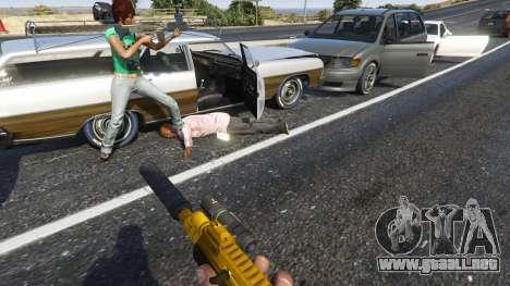 GTA 5 El levantamiento de los ciudadanos (Chaos Mode)  quinta captura de pantalla