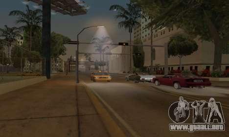 Lamppost Lights v3.0 para GTA San Andreas