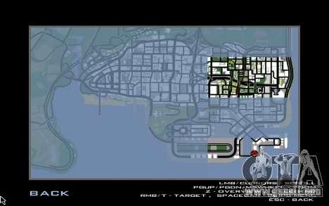 Automotriz depósito de chatarra v0.1 para GTA San Andreas