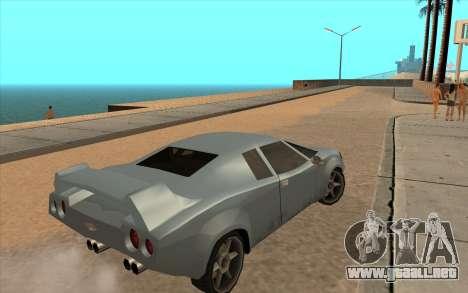 GTA VC Infernus SA Style para vista lateral GTA San Andreas