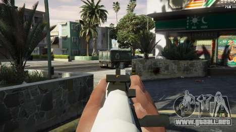 GTA 5 AK47 - Asiimov Edition séptima captura de pantalla
