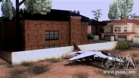 CJs New Brick House para GTA San Andreas tercera pantalla