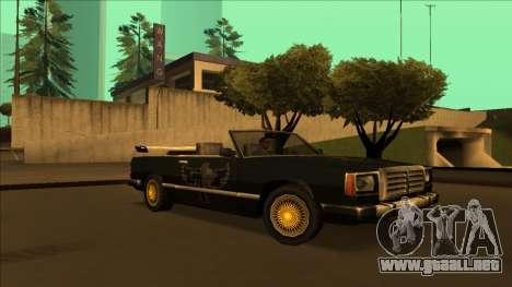 FreeShow Feltzer para la vista superior GTA San Andreas