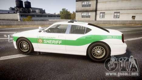 Bravado Buffalo Police [ELS] para GTA 4 left