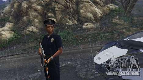 GTA 5 PoliceMod 2 2.0.2