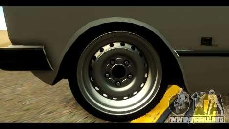 Moskvich 2140 Peklo (Infierno Equipo para visión interna GTA San Andreas