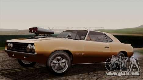 GTA 5 Declasse Vigero para la visión correcta GTA San Andreas