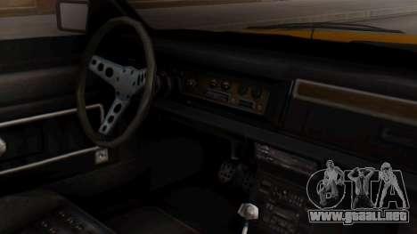 GTA 5 Albany Esperanto IVF para la visión correcta GTA San Andreas