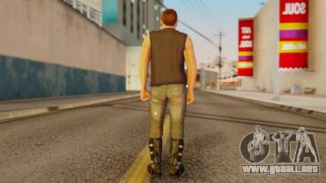 [GTA5] The Lost Skin1 para GTA San Andreas tercera pantalla