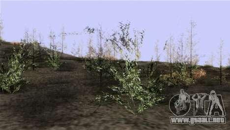 HQ CountN para GTA San Andreas tercera pantalla
