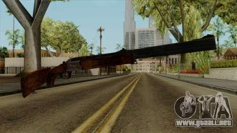 Original HD Rifle para GTA San Andreas