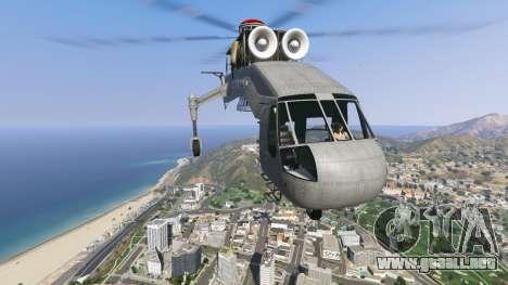 Aikido Free Cam para GTA 5