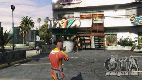 GTA 5 AK47 - Asiimov Edition tercera captura de pantalla