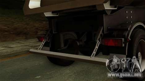 Opentop_JJ para la visión correcta GTA San Andreas