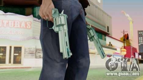 Colt Python para GTA San Andreas tercera pantalla