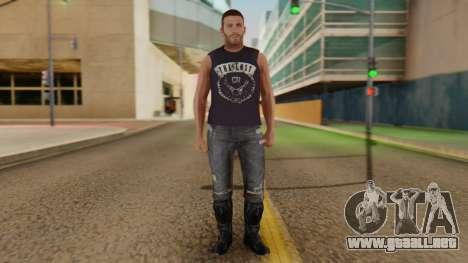 [GTA5] The Lost Skin1 para GTA San Andreas segunda pantalla