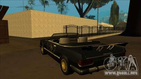 FreeShow Feltzer para GTA San Andreas