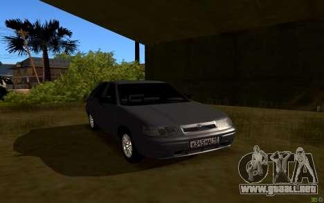 VAZ 2112 Lipetsk para GTA San Andreas