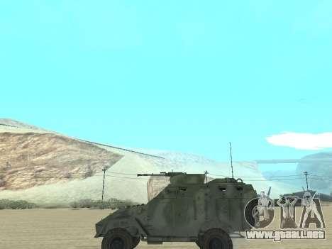El APC 40 para visión interna GTA San Andreas