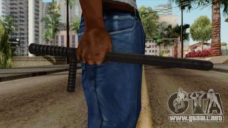Original HD Night Stick para GTA San Andreas tercera pantalla
