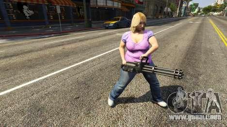 GTA 5 El levantamiento de los ciudadanos (Chaos Mode)