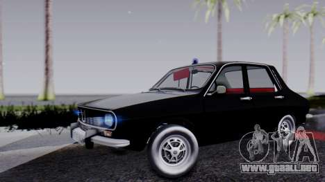 Dacia 1301 Securitate para GTA San Andreas
