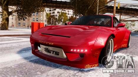 Mazda RX-7 RocketBunny EPM para GTA 4