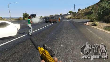 GTA 5 El levantamiento de los ciudadanos (Chaos Mode)  sexta captura de pantalla