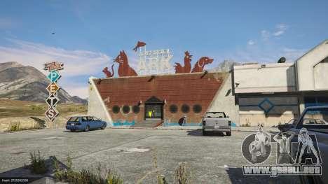 Animal Ark Shelter para GTA 5