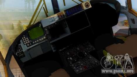 Westland SH-14D Lynx para la visión correcta GTA San Andreas