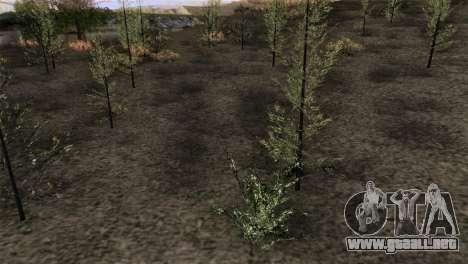 HQ CountN para GTA San Andreas sucesivamente de pantalla