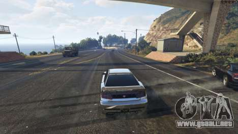 GTA 5 Spontaneous Chaos 0.08 tercera captura de pantalla