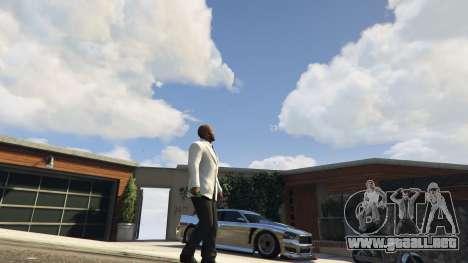 GTA 5 Cuchillo de la mariposa tercera captura de pantalla