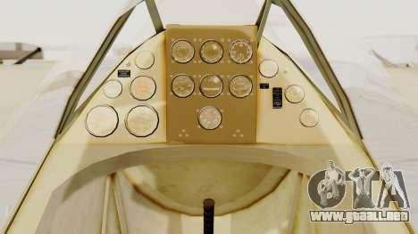 IAR 81 C - Nr. 426 para la visión correcta GTA San Andreas
