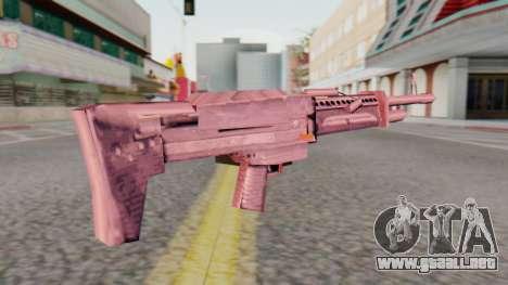 M60 SA Style para GTA San Andreas segunda pantalla