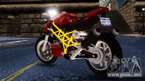 Principe Lectro from GTA 5 para GTA 4 left