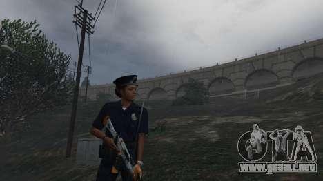 GTA 5 PoliceMod 2 2.0.2 octavo captura de pantalla