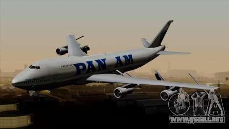 Boeing 747 PanAm para GTA San Andreas