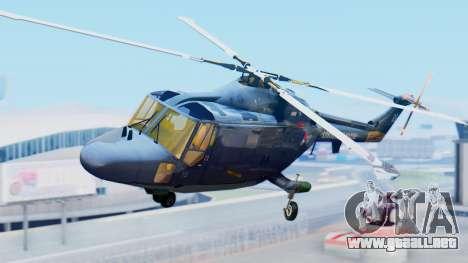 Westland SH-14D Lynx para GTA San Andreas