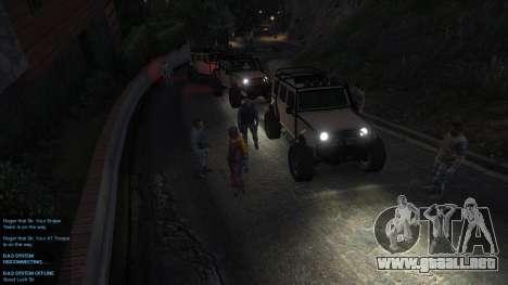 GTA 5 Battleground: Armored Packs v2.3.1 segunda captura de pantalla