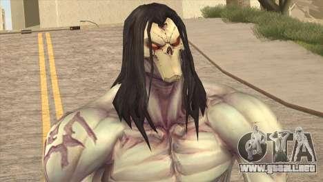 Death from Skyrim para GTA San Andreas