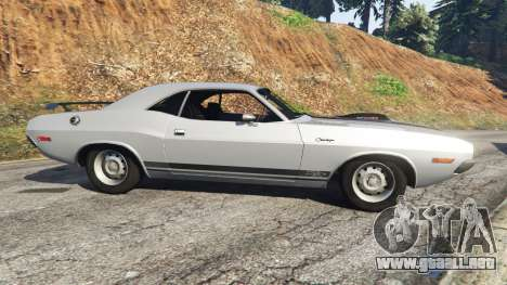Dodge Challenger RT 440 1970 v0.3 [Beta] para GTA 5
