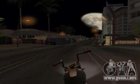 Lamppost Lights v3.0 para GTA San Andreas tercera pantalla