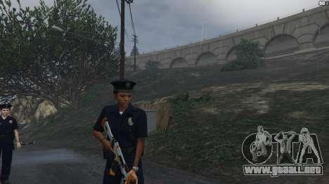 GTA 5 PoliceMod 2 2.0.2 séptima captura de pantalla