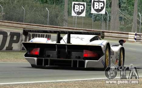 Porsche 911 GT1 1998 para GTA 4 left
