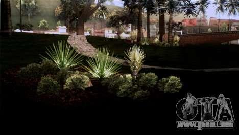 Nuevas texturas Skate Park para GTA San Andreas segunda pantalla