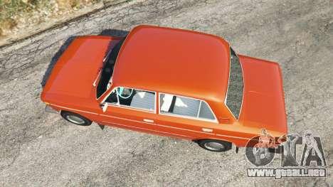 VAZ-2106 para GTA 5